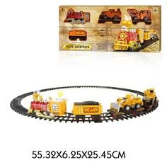 Игрушка 1TOY железная дорога Ретро Экспресс (разноцветный)