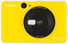 Фотоаппарат моментальной печати Canon Zoemini C (camera 5mp +print) BUMBLE BEE YELLOW