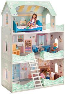 """Кукольный домик PAREMO """"Вивьен Бэль"""" (с мебелью)"""