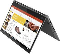 Ноутбук Lenovo ThinkPad X1 Yoga 4Gen 20QF001XRT (темно-серый)