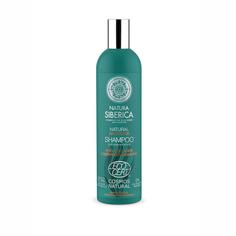 NATURA SIBERICA Daily detox Сертифицированный шампунь для жирных волос