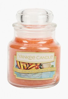 Свеча ароматическая Yankee Candle Grilled Peaches & Vanilla