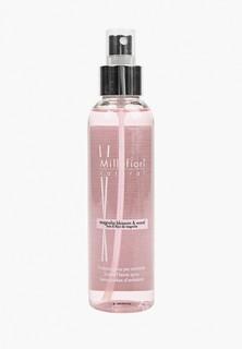 Духи интерьерные Millefiori Milano NATURAL 150 млЦветы магнолии и дерево /Magnolia blossom & Wood