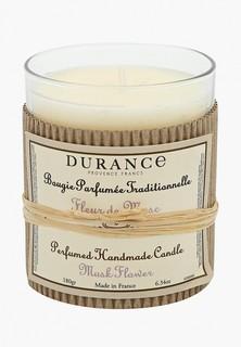 Свеча ароматическая Durance Цветок мускуса/Musk Flower