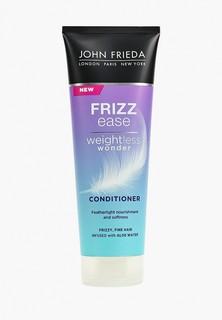 Кондиционер для волос John Frieda Frizz Ease WEIGHTLESS WONDER Легкий питательный для придания гладкости и дисциплины тонких волос