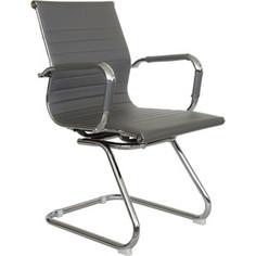Кресло Riva Chair RCH 6002-3 серый (Q-02)
