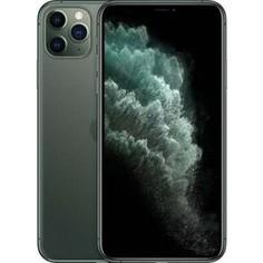 Смартфон Apple iPhone 11 Pro Max 64GB Green (MWHH2RU/A)