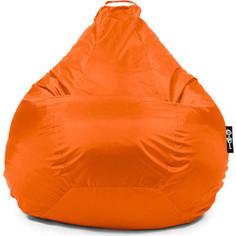 Кресло мешок GoodPoof Груша оксфорд L оранжевый