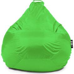 Кресло мешок GoodPoof Груша оксфорд XL салатовый