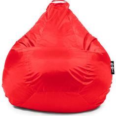 Кресло мешок GoodPoof Груша оксфорд L красный