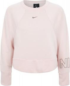 Свитшот женский Nike Dry Get Fit, размер 40-42