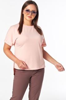 Трикотажная блуза футболка оверсайз Victoria Filippova