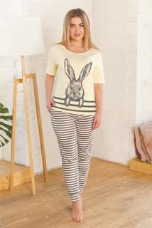 Костюм (брюки+футболка) Sharlize