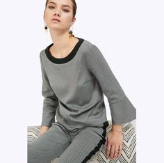 Блузка в полоску Emka