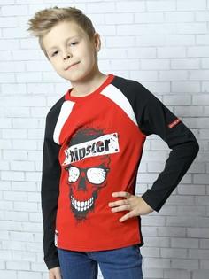 Лонгслив (футболка с длинными рукавами) из кулирки с лайкрой Nota Bene