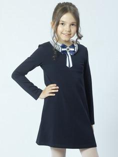 Платье трикотажное для девочки Nota Bene