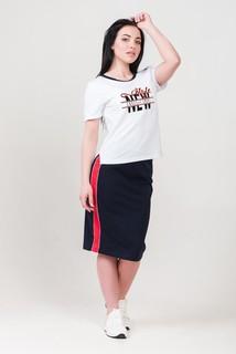 Костюм (футболка+юбка) Sharlize