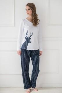 Костюм (блуза+брюки) Sharlize