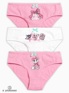 """Трусы для девочек """"белье и пижамы"""" Pelican"""