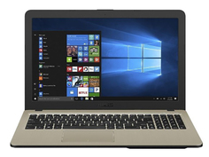Ноутбук ASUS VivoBook R540BA-GQ065T 90NB0IY1-M02210 (AMD A6-9225 2.6GHz/8192Mb/1000Gb/AMD Radeon R4/Wi-Fi/Bluetooth/Cam/15.6/1366x768/Windows 10 64-bit)