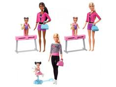 Кукла Mattel Barbie Гимнастка FXP37