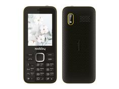 Сотовый телефон Nobby 221 Black-Yellow