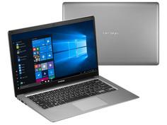 Ноутбук Prestigio SmartBook 141 C3 PSB141C03BGH_DG_CIS (Intel Atom x5-Z8350 1.44 GHz/2048Mb/64Gb/No ODD/Intel HD Graphics/Wi-Fi/14.1/1366x768/Windows 10)