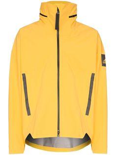 adidas непромокаемая куртка с капюшоном