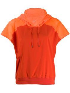 Nike футболка с капюшоном и кулиской