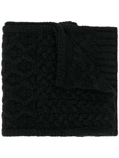 Michael Kors шарф фактурной вязки