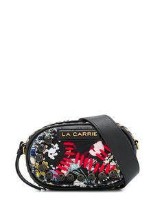 La Carrie овальная поясная сумка