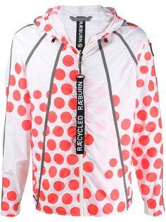 Raeburn непромокаемая куртка в горох с капюшоном