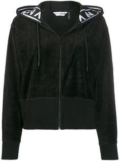 DKNY спортивная куртка на молнии с логотипом