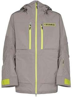 Burton куртка Frostner с капюшоном