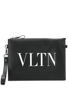 Valentino Garavani клатч VLTN