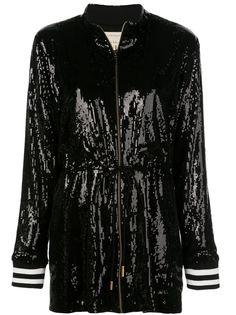 Nicole Miller куртка с пайетками