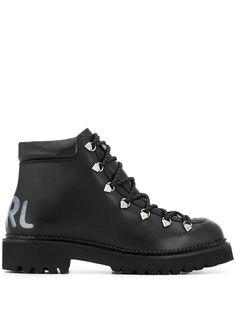 Karl Lagerfeld ботинки Kombat II