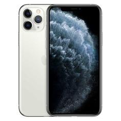 Смартфон APPLE iPhone 11 Pro 512Gb, MWCE2RU/A, серебристый