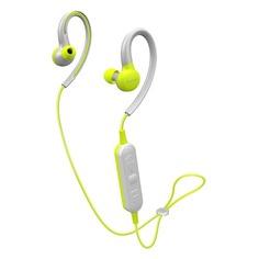 Наушники с микрофоном PIONEER SE-E6BT-Y, Bluetooth, вкладыши, желтый/серый