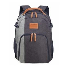 Рюкзак Samsonite CH7*01*008 35x45x23см 29л. 0.831кг. полиэстер синий