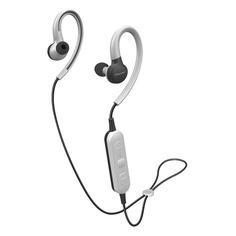 Наушники с микрофоном PIONEER SE-E6BT-B, Bluetooth, вкладыши, черный/серый