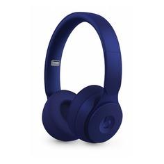 Наушники с микрофоном BEATS Solo Pro Wireless Noise Cancelling, Bluetooth, накладные, темно-синий [mrja2ee/a]