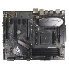 Материнская плата ASUS ROG STRIX B350-F GAMING, SocketAM4, AMD B350, ATX, Ret