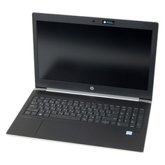 "Ноутбук HP ProBook 450 G5, 15.6"", IPS, Intel Core i5 7200U 2.5ГГц, 8Гб, 256Гб SSD, Intel HD Graphics 620, Windows 10 Professional, 4WV14EA, серебристый"