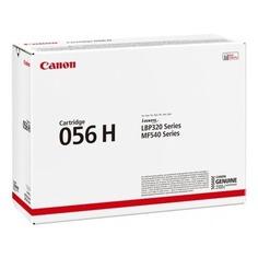 Картридж CANON 056 H, черный [3008c002]