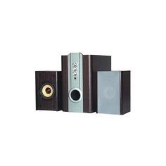 Колонки SVEN SPS-820, 2.1, коричневый [sv-0130820wd]