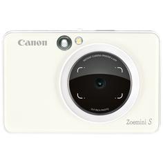 Фотоаппарат моментальной печати Canon Zoemini S Pearl White (ZV-123-PW)