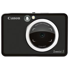 Фотоаппарат моментальной печати Canon Zoemini S Matte Black (ZV-123-MBK)
