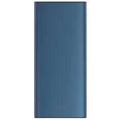 Внешний аккумулятор TFN Steel LCD 10000mAh Blue