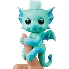 Интерактивная игрушка Fingerlings Дракончик Ноа 12 см